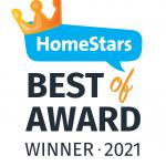 Homestar award